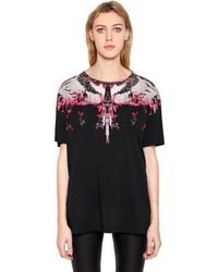 Marcelo Burlon County of Milan Kolpoke Printed Cotton Jersey T Shirt
