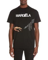 Maison Margiela Logo Graphic T Shirt