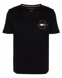Tommy Hilfiger Logo Organic Cotton T Shirt
