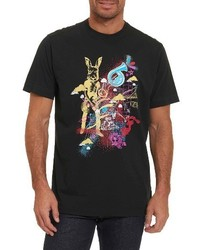 Robert Graham Monterey Pop Classic Fit Graphic T Shirt
