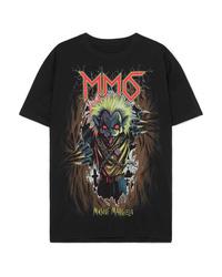 MM6 MAISON MARGIELA Oversized Printed Cotton Jersey T Shirt