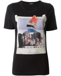 Dsquared2 Photo Print T Shirt