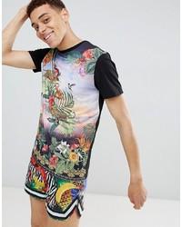 Jaded London Printed T Shirt