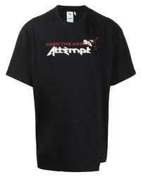 Puma Slogan Print T Shirt
