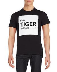 Versace Easy Tiger Graphic Tee