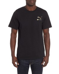 Puma Wild Pack Logo Graphic T Shirt