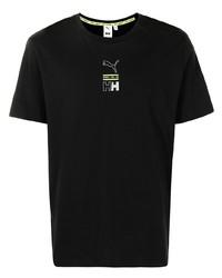 Puma X Helly Hansen Logo Print T Shirt