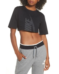 Nike Lab Collection Jersey Crop Top