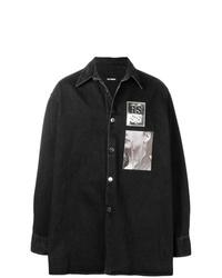 Raf Simons Oversized Shirt Jacket