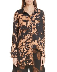 MARQUES ALMEIDA Bleached Oversized Shirt