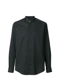 Pal Zileri Jacquard Pattern Shirt