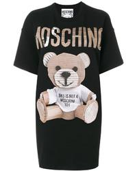 Moschino Cardboard Teddy Print Dress