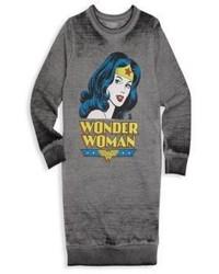 Eleven Paris Little Girls Girls Wonder Woman Graphic Dress