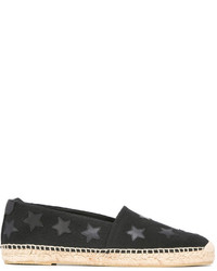 Saint Laurent Star Print Espadrilles