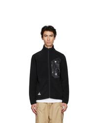 Billionaire Boys Club Black Fleece Zip Up Jacket