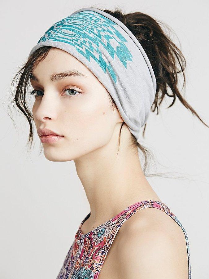0fd1baef5 Soul Flower Organic Printed Headband