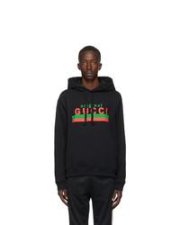 Gucci Black Original Hoodie