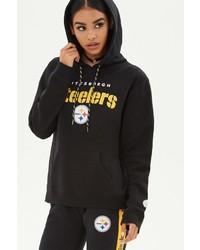 Forever 21 Nfl Steelers Fleece Hoodie