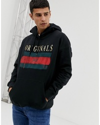 Jack & Jones Originals Hoodie With Originals Graphic