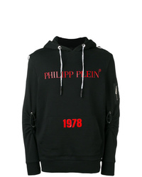 Philipp Plein Pp1978 Logo Hoodie