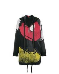 Marc Jacobs Printed Zipped Hoodie