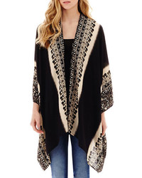 jcpenney Lily Star Long Sleeve Print Kimono