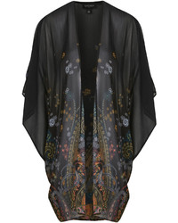 Topshop Paisley Print Kimono