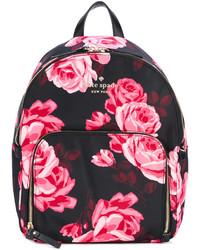 Kate Spade Floral Print Backpack