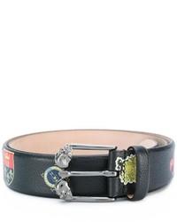 Alexander McQueen Printed Belt