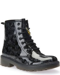 Geox Girls Casey Girl Print Boot