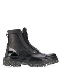 Ermenegildo Zegna Couture Fashion Show Boots