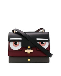 Giancarlo Petriglia Eye Foldover Shoulder Bag
