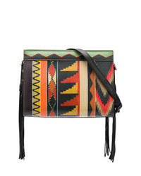 Etro Geometric Print Shoulder Bag