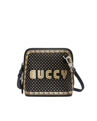 Gucci Guccy Print Mini Shoulder Bag