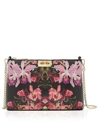 Ted Baker Lost Gardens Leather Crossbody