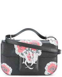 Poppy print crossbody satchel medium 1315134