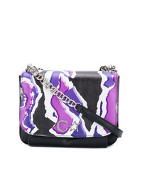 Corto Moltedo Print Aurelia Shoulder Bag