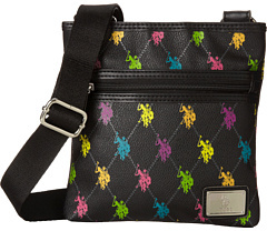 ... Bags U.S. Polo Assn. Printed Pvc Revival Crossbody ... 284dcde0474ab