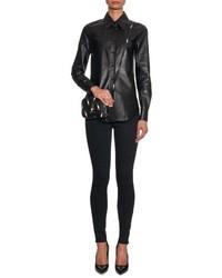 ysl mini cabas chyc bag price - Saint Laurent Monogram Lipstick Print Leather Cross Body Bag ...