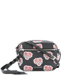 Alexander McQueen Skull Camera Crossbody Bag