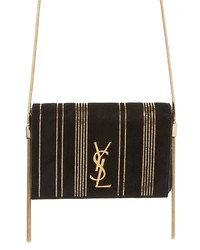 Saint Laurent Small Kate Chain Leather Shoulder Bag