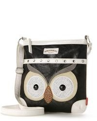 UNIONBAY Studded Owl Crossbody Bag