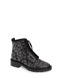 Rag & Bone Cannon Front Zip Combat Boot