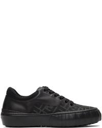Fendi Black Force Sneakers