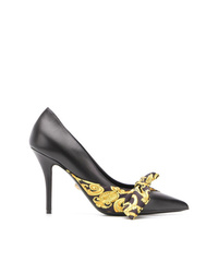 Versace Bow Detail Pumps