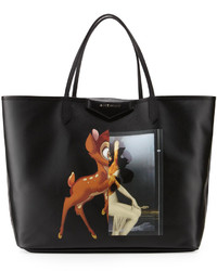 Givenchy Antigona Large Shopping Tote Bambi Print