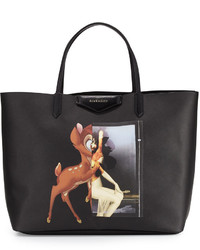 Antigona large shopping tote bambi print medium 451618