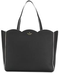 Kate Spade Logo Print Tote Bag