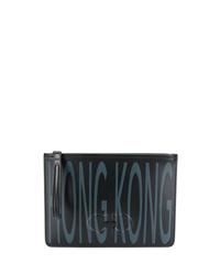 Salvatore Ferragamo Hong Kong Clutch Bag