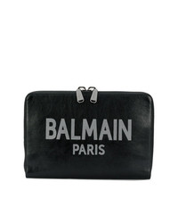 Balmain Oversized Branded Clutch
